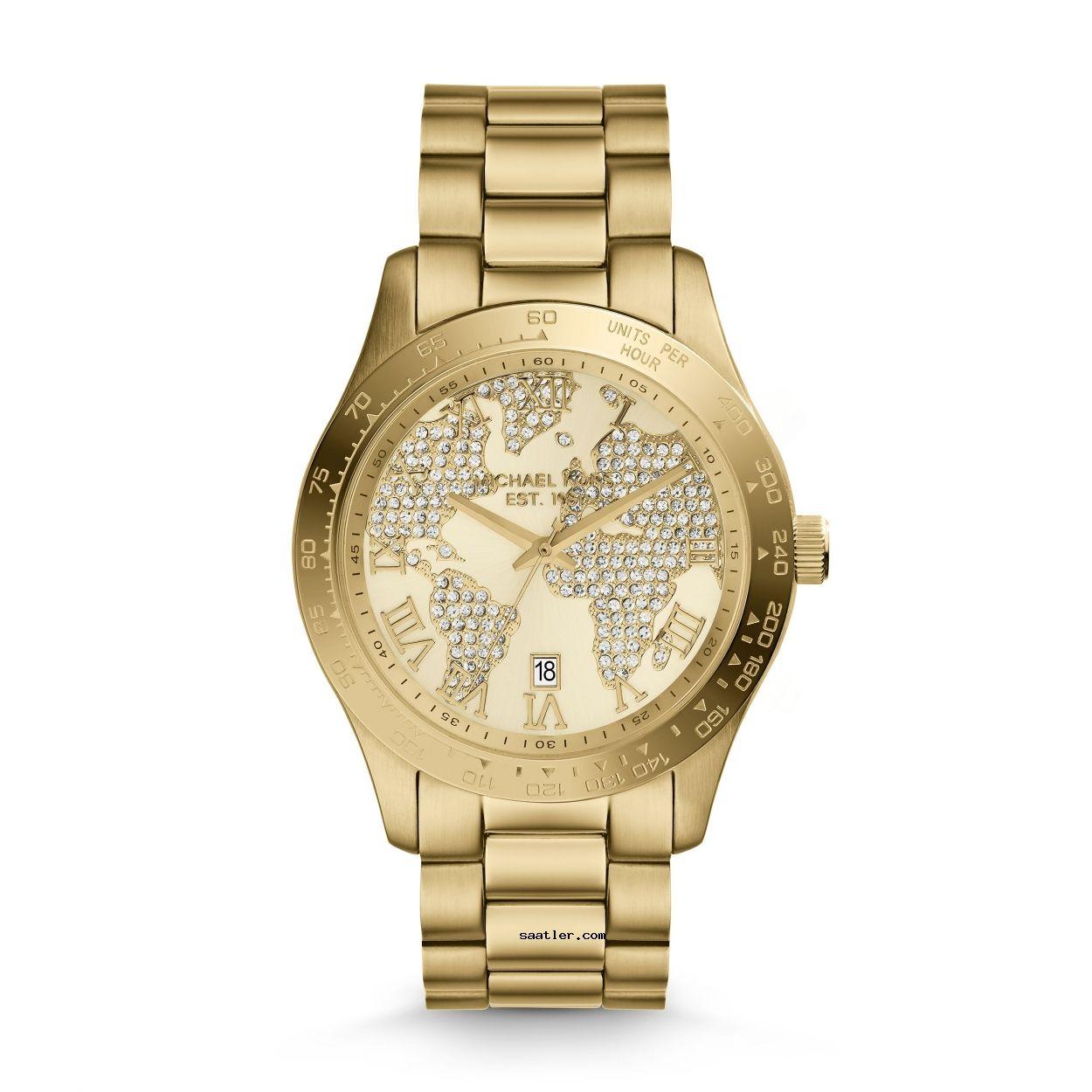 Michael Kors Mk5959 Bayan Kol Saati Watches Women Michael Kors Michael Kors Layton Michael Kors Layton Watch