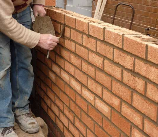 Cement And Sand Ratio For Brickwork How To Calculate Brickwork Brick Works Brick