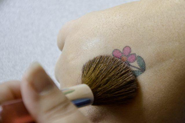 Photo of Homemade Fake Temporary Tattoos Using Household Items | eHow.com