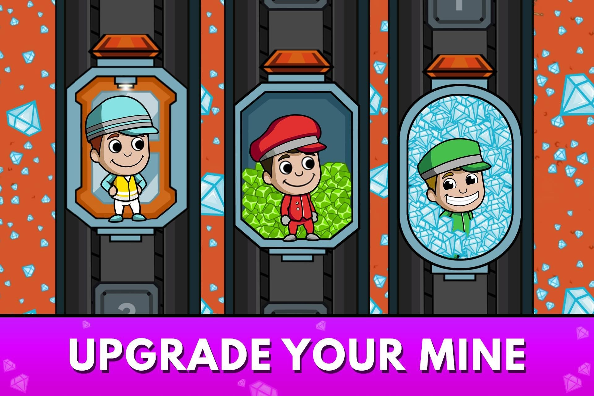 Download No ADS Idle Miner Tycoon MOD APK 2.71.0
