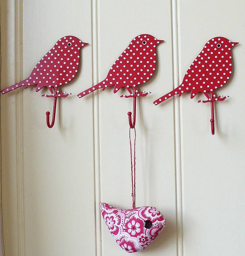Bird hangers