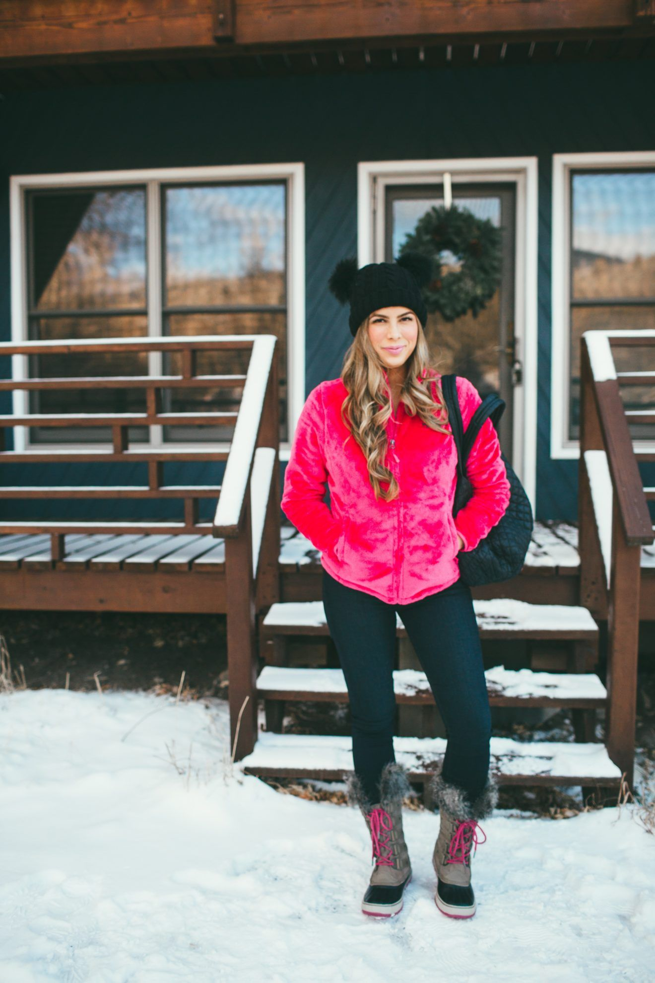 Cutest cold weather gear on sale fashion cold weather