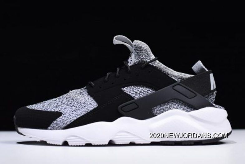802a526aa108 2019 的 2020 Top Deals Nike Air Huarache Run Ultra Black Grey-White ...