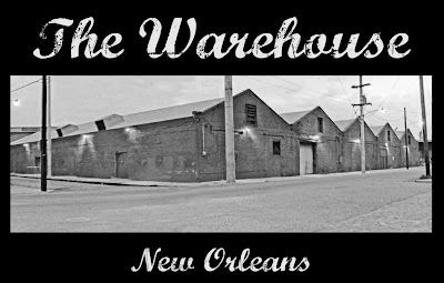 The Warehouse On Tchoupitoulas   Where Geoff And Spencer First Met