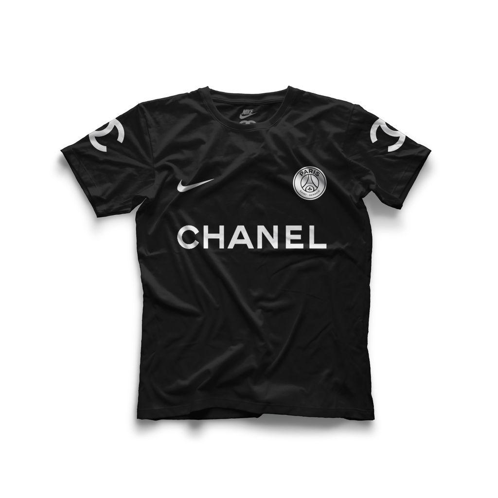 Nike X Chanel X Psg Kleding Football Dingen Om Te Kopen