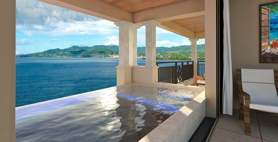 Best Italian Oceanview P*Nth**S* One Bedroom Skypool Butler 400 x 300