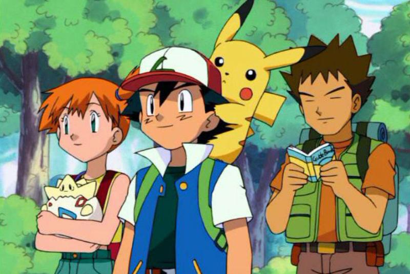 Brock e Misty retornam ao anime Pokémon EExpoNews