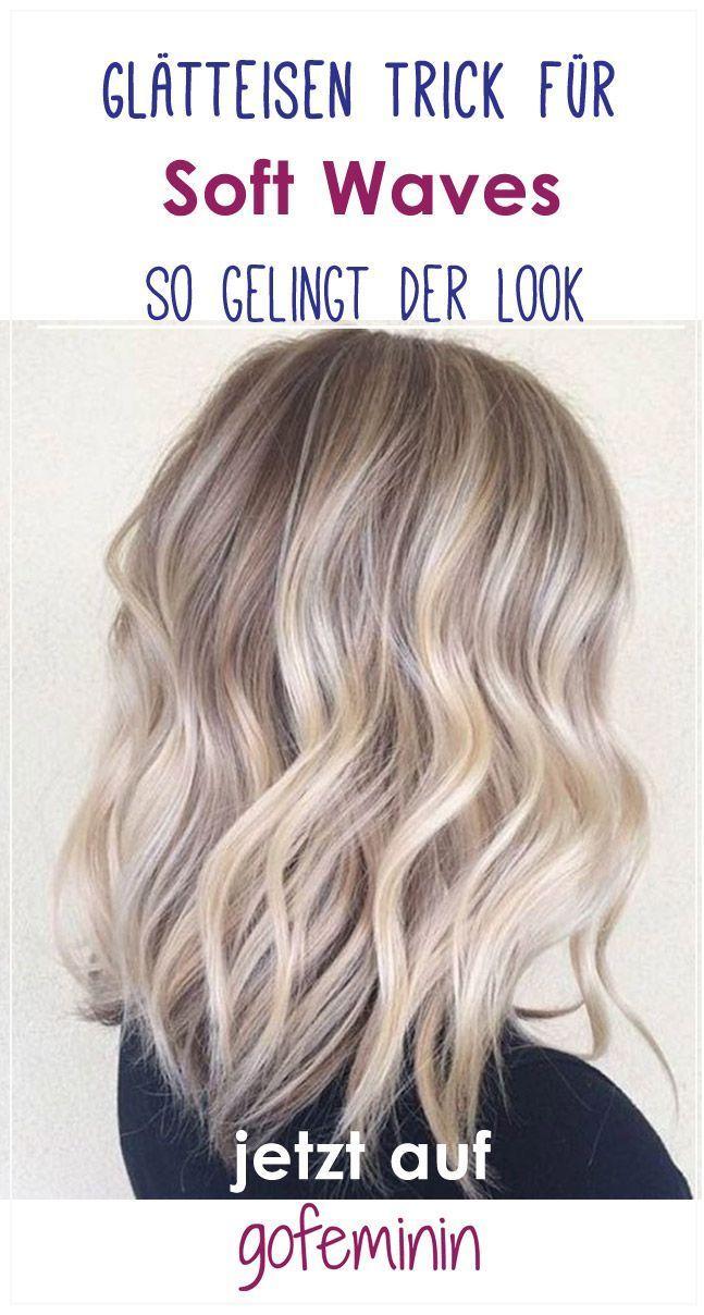 Haarstyling tipps mit glatteisen