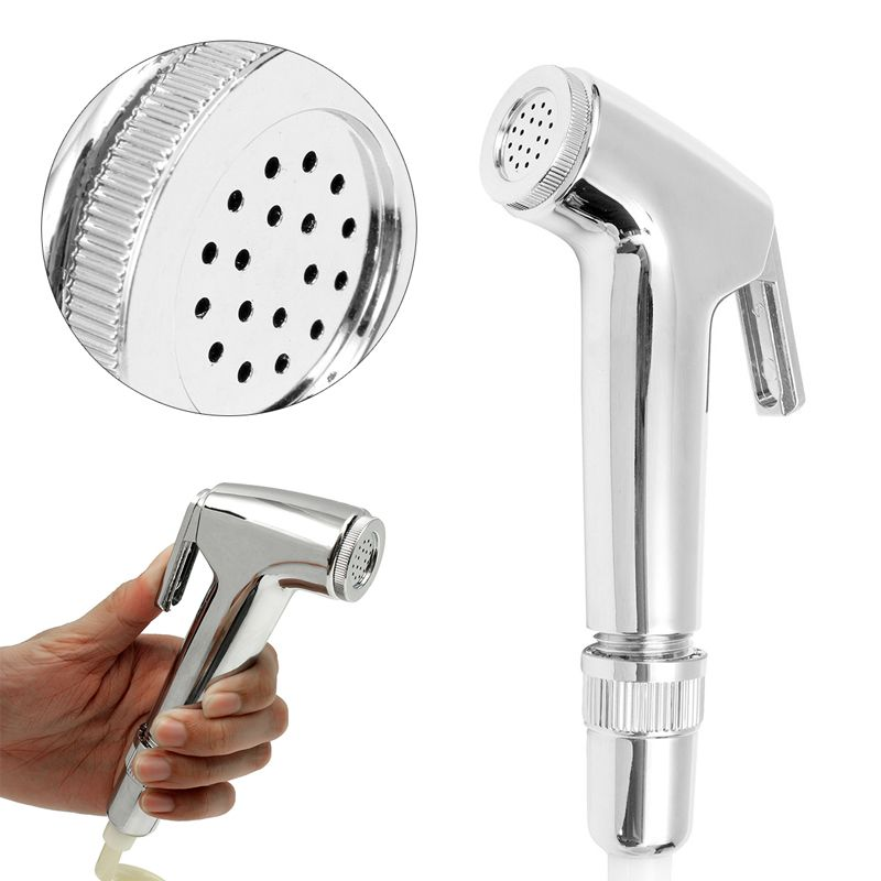 Handheld Portable Diaper Bidet Toilet Shattaf Sprayer Shower Head ...