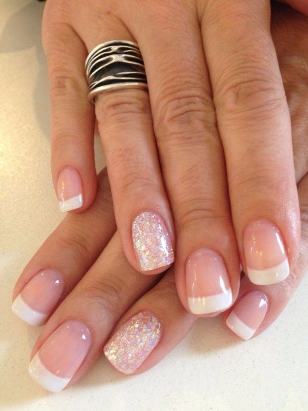 50 Nail Art Ideas That You Will Love | Winter nail art, Winter nails ...