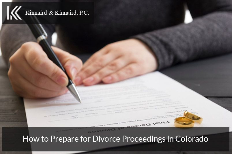 If you've made the difficult decision to file for divorce