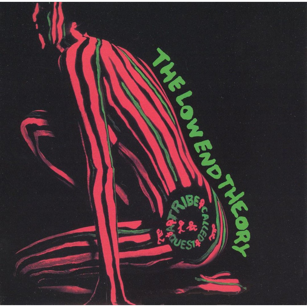 A Tribe Called Quest - The Low End Theory (CD) #lowalbum