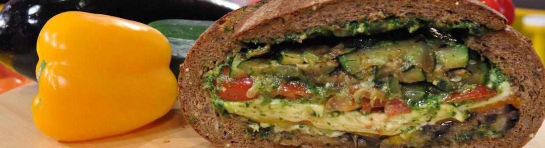 gevuld brood van janny - max vandaag | lunch recepten | pinterest