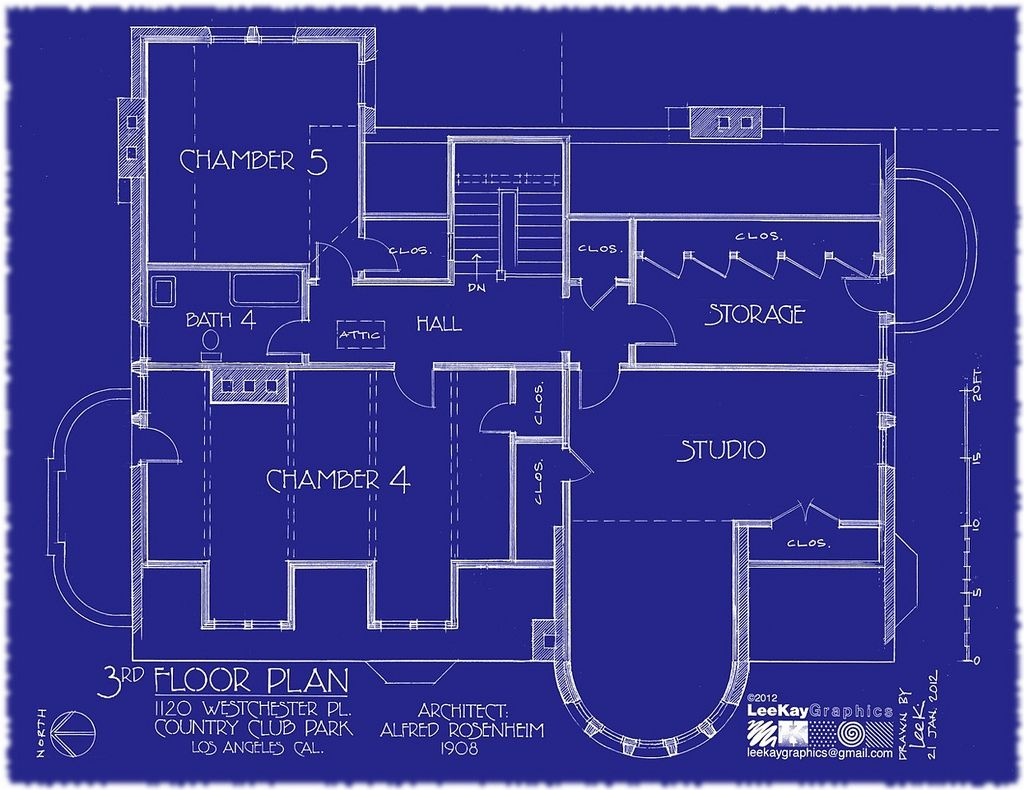 Rosenheim Mansion Floor Plan 1120 Westchester Pl 3rd Floor Plan American Horror
