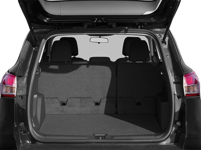 2014 ford escape suv interior cargo space with 3rd row. Black Bedroom Furniture Sets. Home Design Ideas