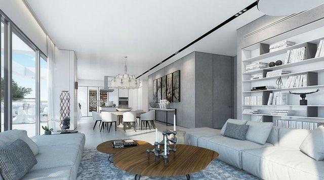 Décoration Et Design Du Salon Moderne En 107 Idées Superbes! | Salon