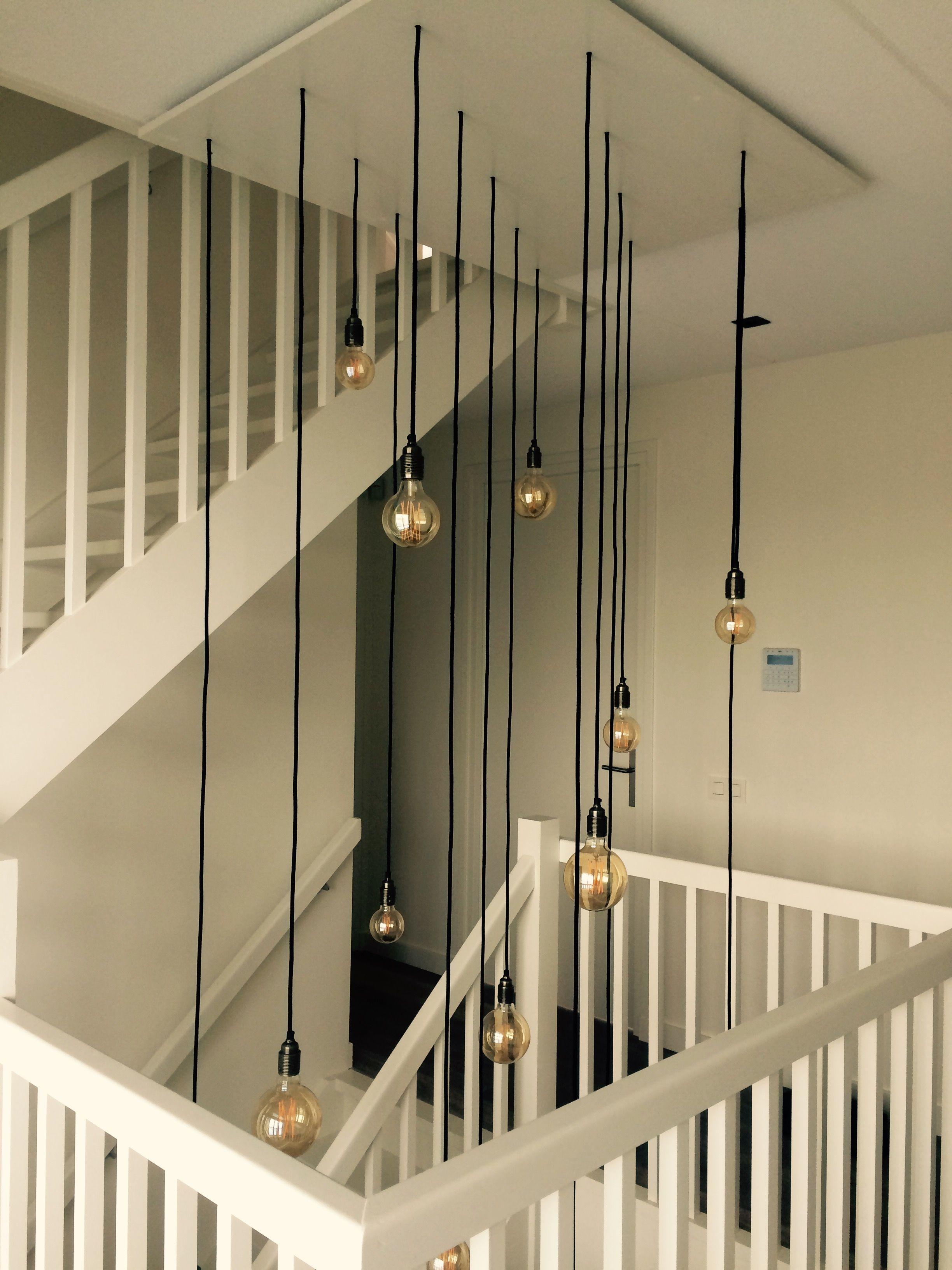Maatwerk lampen moodboard huis pinterest hal for Lampen en verlichting
