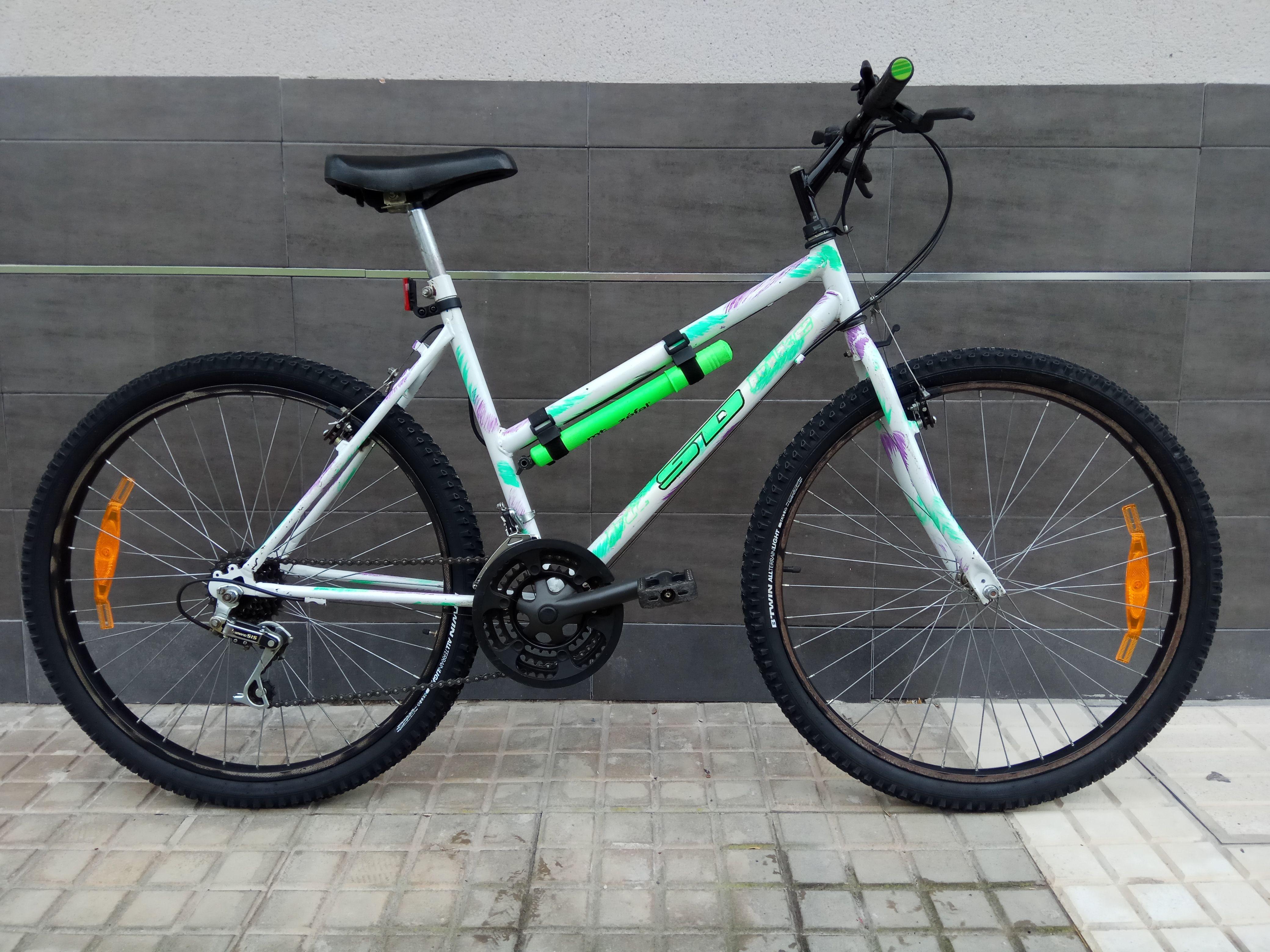 Sd Bike de Montaña 80€ MARCA: Sd Bike MODELO: Ty20 CLASE: Montaña ...