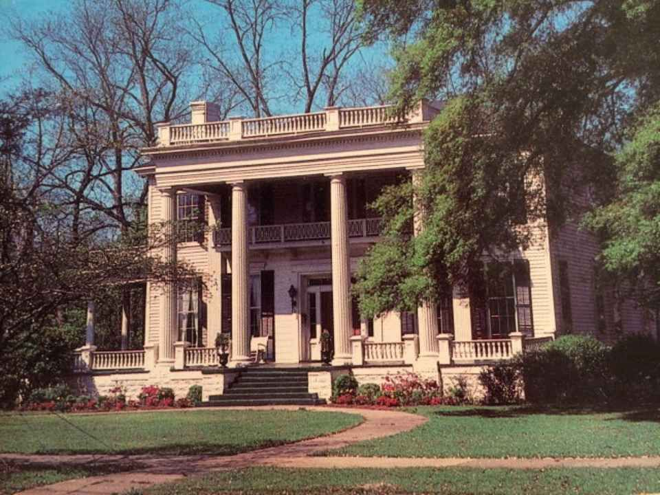 Referred to as the raney conner blackmon taylor house Antebellum plantations for sale