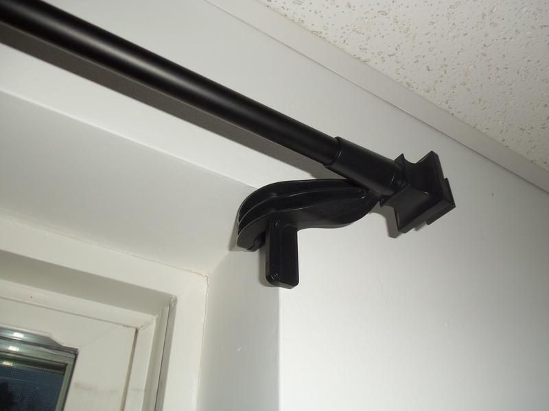 008 Jpg 800 600 Pixels Black Curtain Rods Cheap Curtain Rods