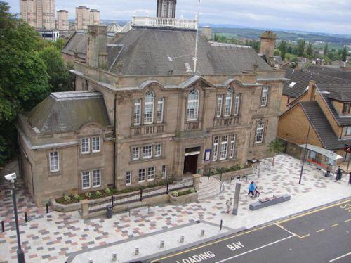 Motherwell Library, Scotland | Scotland | House styles