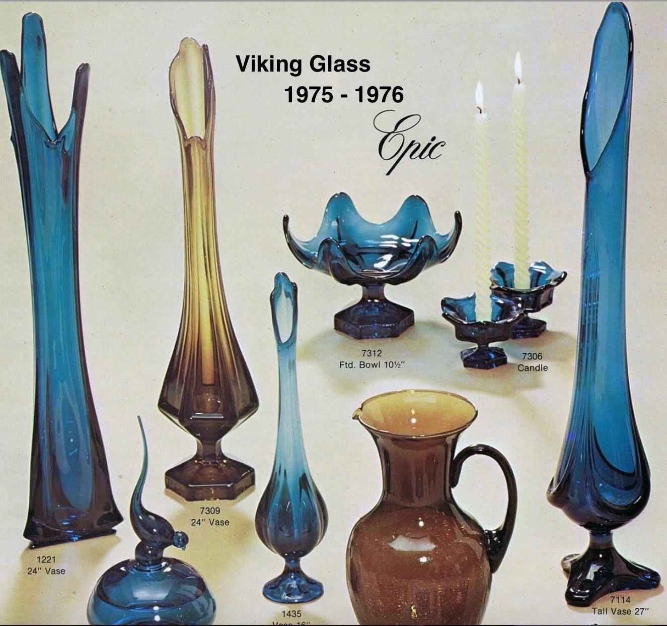 Glass by Tara Jakubik Viking glass, Glass collection
