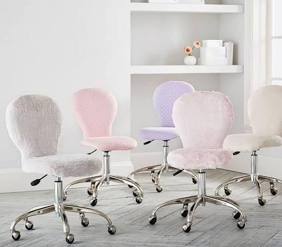 Superb Kids Desk Chair Leilas Favs Upholstered Desk Chair Ncnpc Chair Design For Home Ncnpcorg