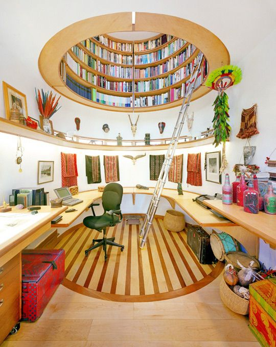 the most perfect home office