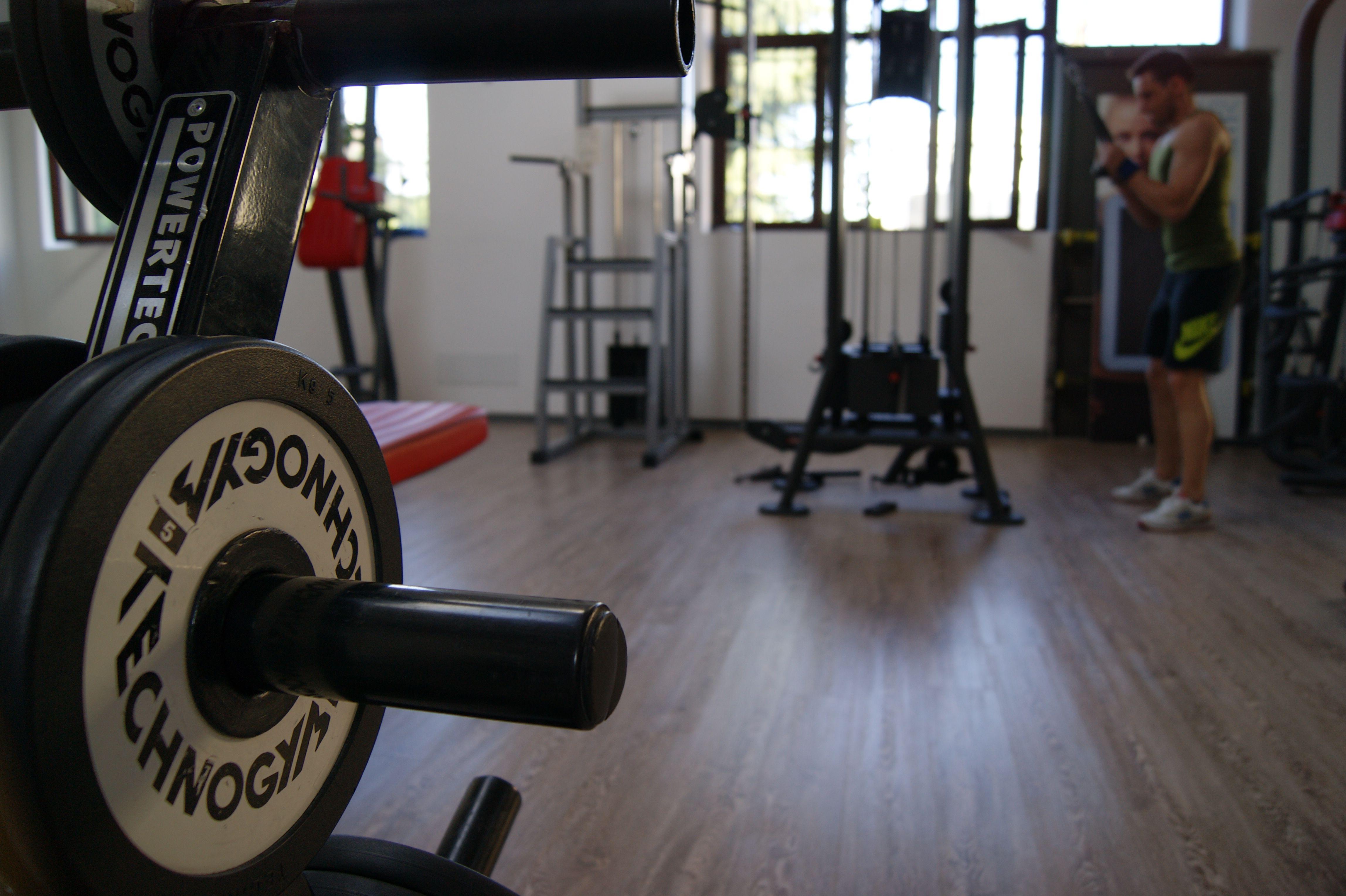 Cose Di Casa Carate pesi technogym palestra easy life fitness di carate b.za