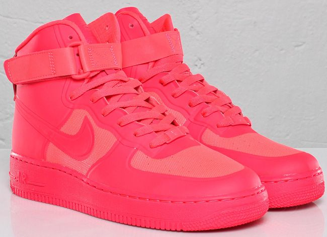 Nike Air Force One High Hyperfuse | The Centre for