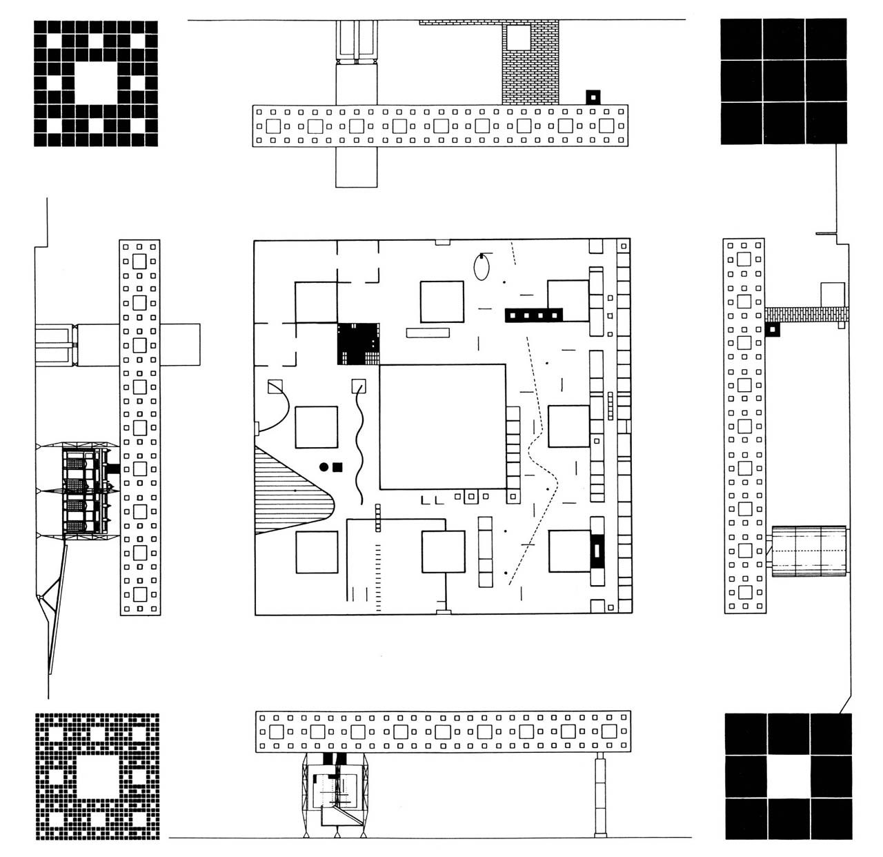 SCHLOSSDEBATTE» Blogarchiv » Entwurf Bolles  Wilson (1993