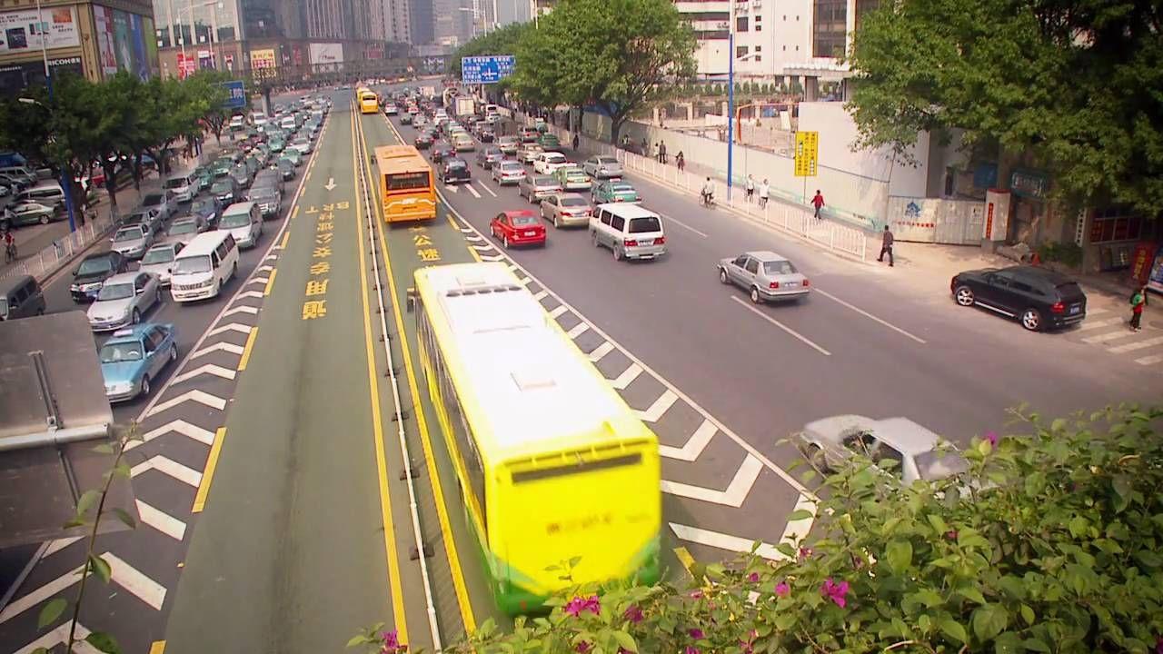 China World Class Transport And Sustainable Development Grade 8