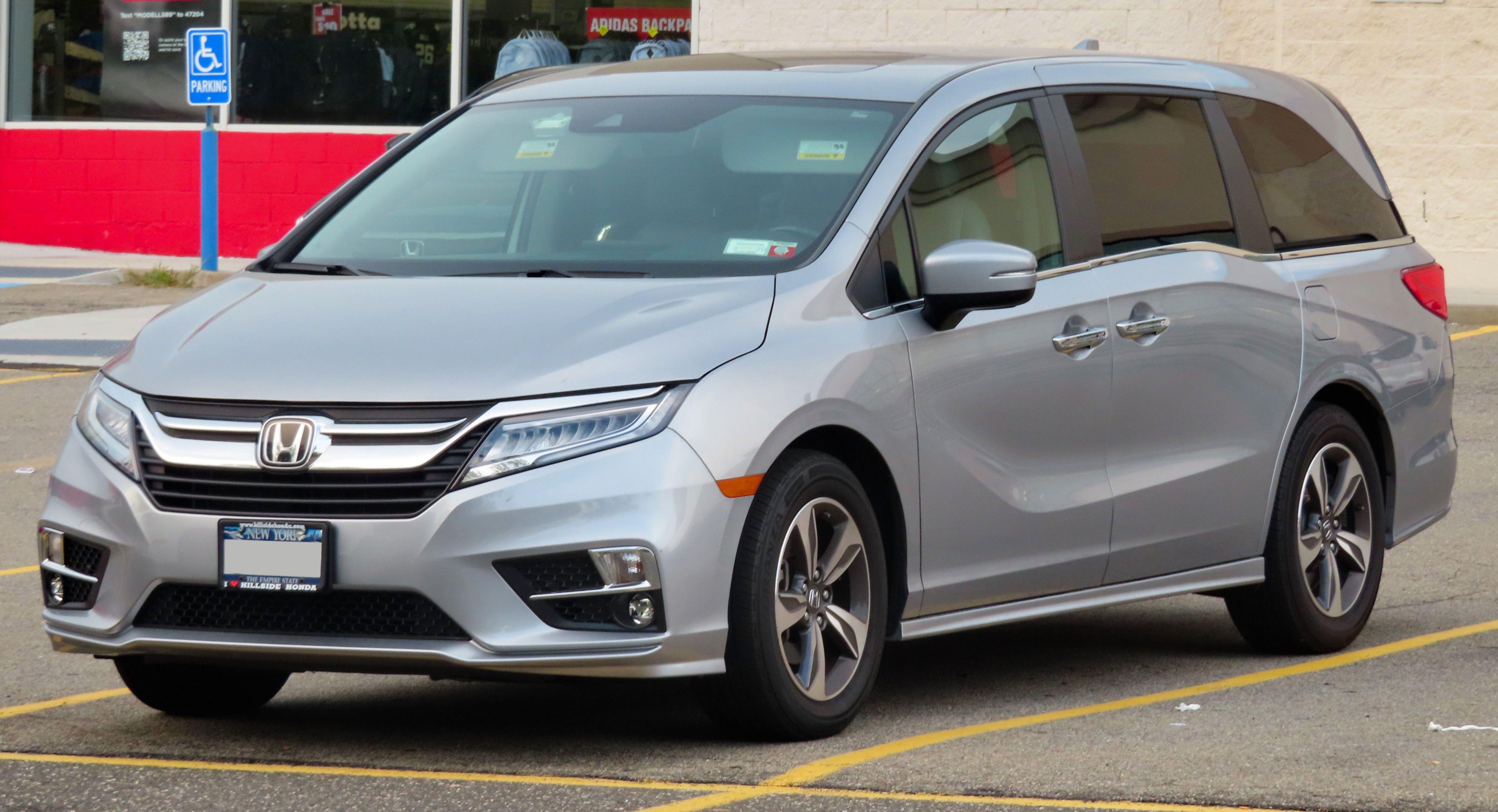 Honda Odyssey Hybrid 2020 Speed Test Honda City Honda Civic Type R Honda Odyssey