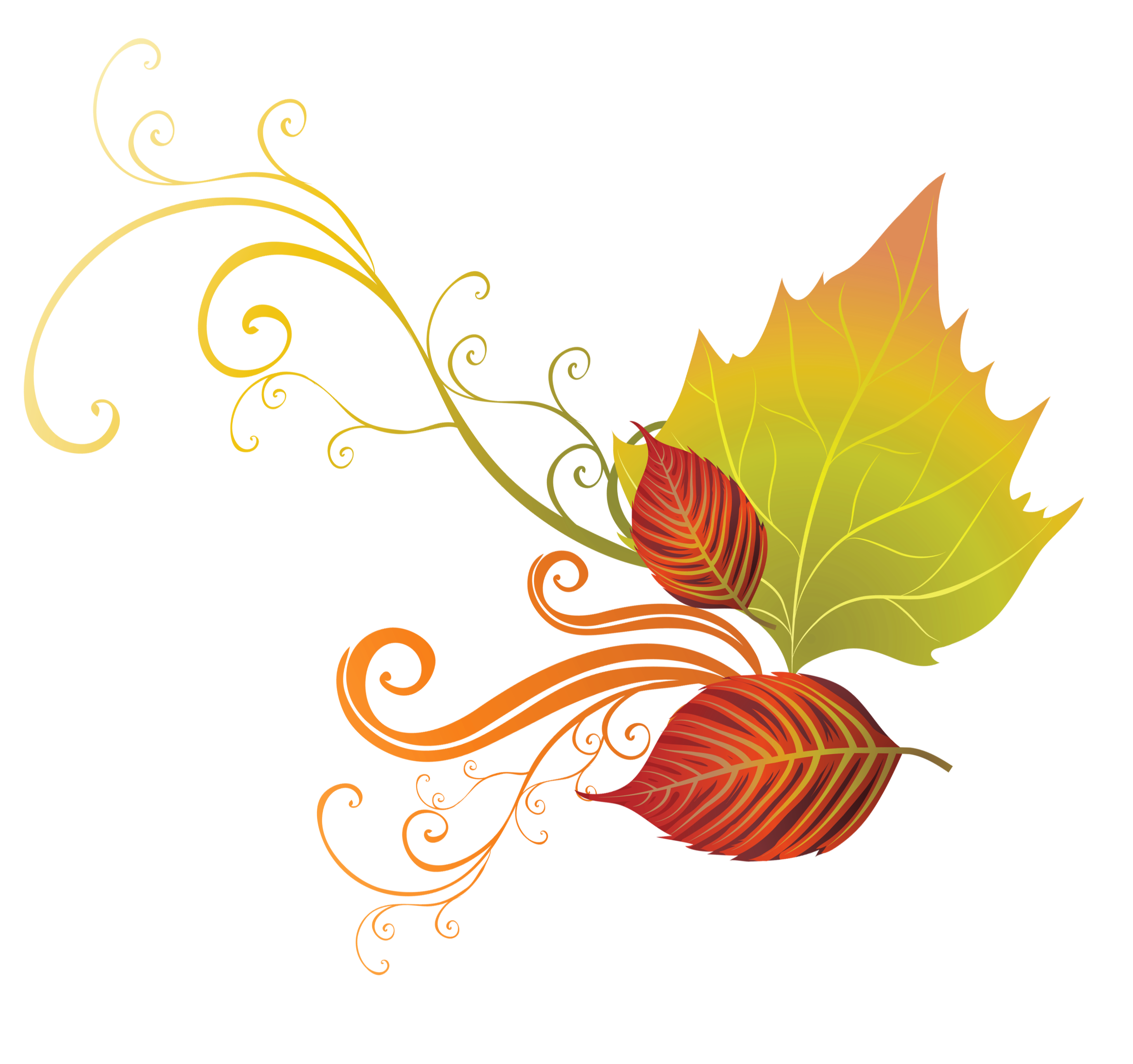 Fall Leaves Decor Png Clipart Png Png Image 2920 2741 Pixels Scaled 22 Fall Leaf Decor Hibiscus Clip Art Leaf Clipart