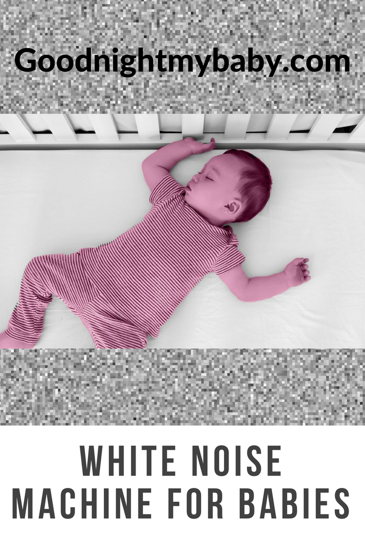 Best White Noise Machine Babies | Goodnight My Baby | Baby