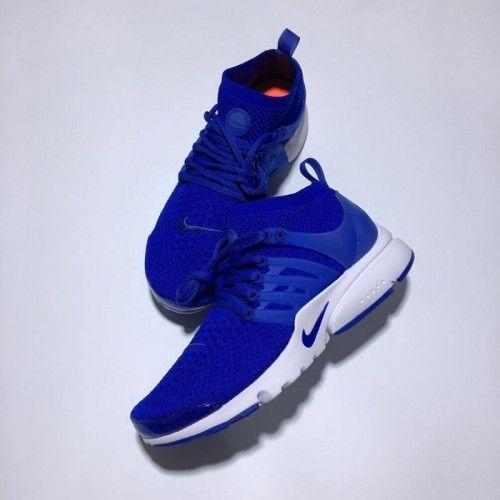 sports shoes d9ee5 dc298 Beste Nike Air Presto Flyknit Ultra Herre Dame Bla Joggesko