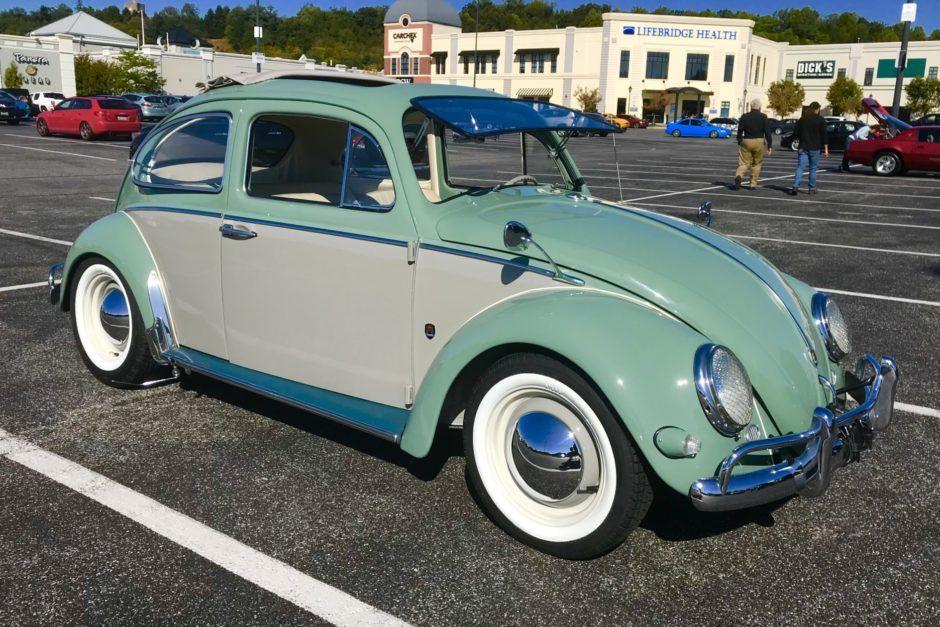 1960 Volkswagen Beetle In 2020 Volkswagen Beetle Volkswagen Beetle