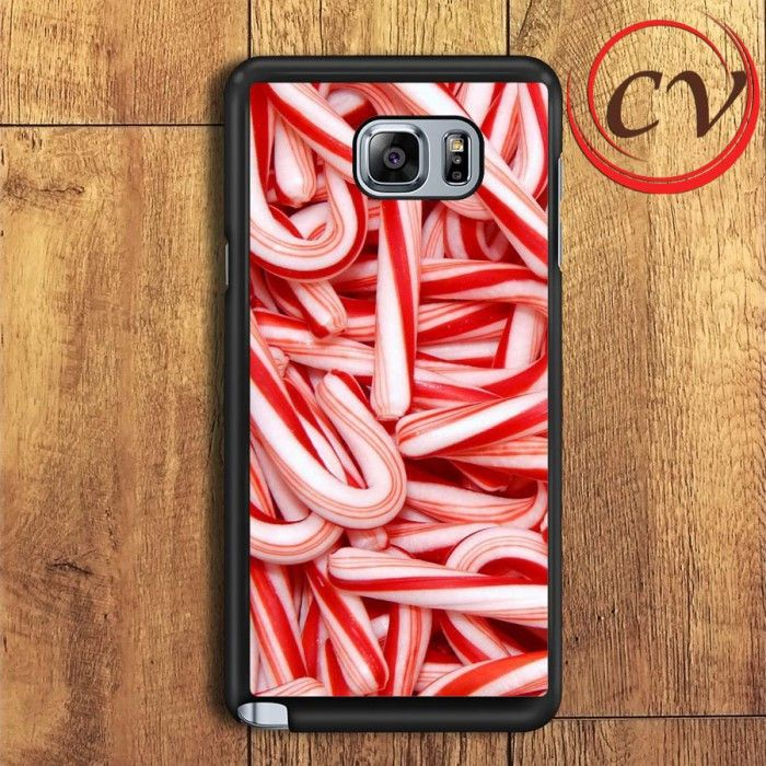 Christmas Santa Candies Samsung Galaxy Note 6 Case