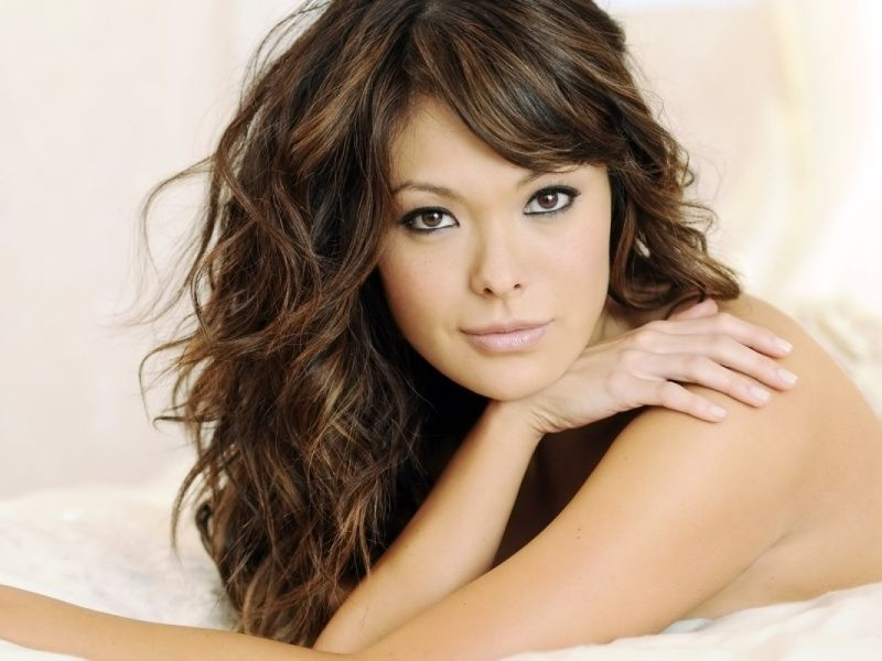 Hairstyles For Naturally Wavy Hair : Top 23 hairstyles for women with long colored curly hair plus