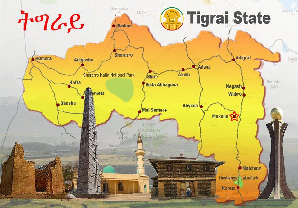 Tigrai has 5 thousand years of civilization history