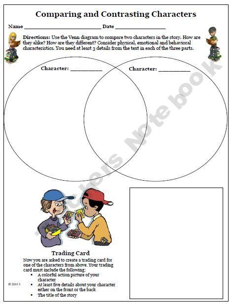 Reading Common Core Setting Events Assessment Activity