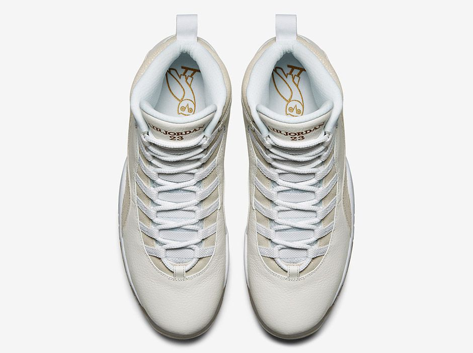 """best service 8d09d 00e7c The Official Images Of Drake s Air Jordan 10 """"OVO"""" Are Charged Up Page 2 of  2 - SneakerNews.com"""