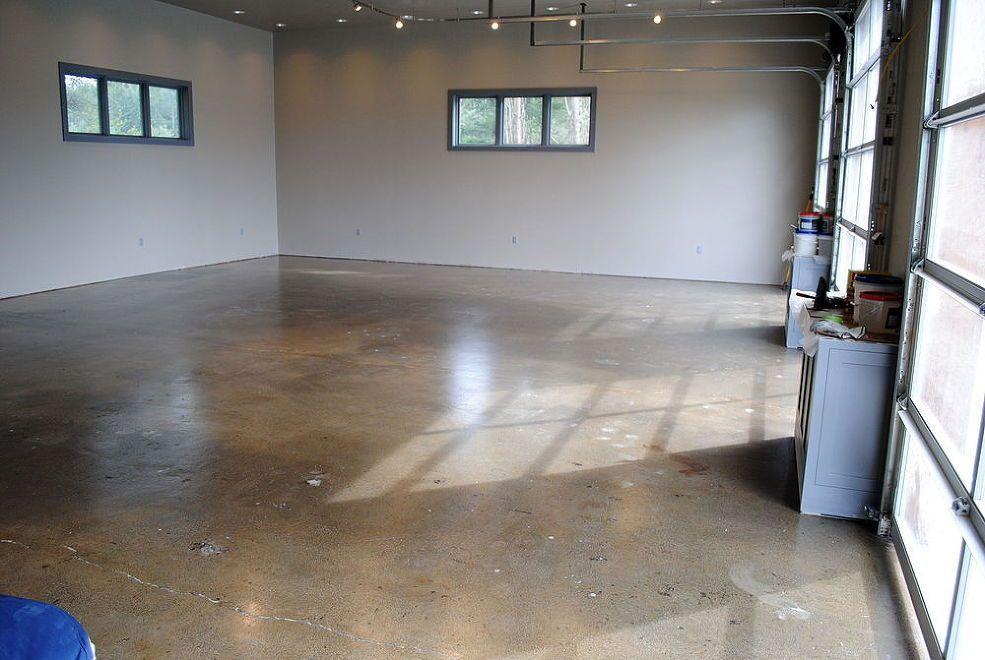 Designer metallic epoxy garage floor garage floor epoxy
