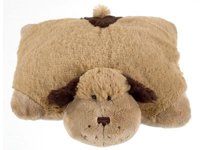 snuggly puppy pillow pets 1 pluche