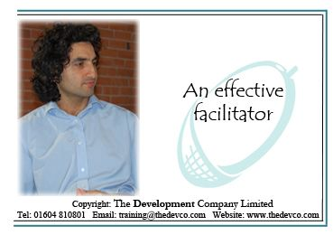 A Good Manager Is An Effective Facilitator Discussions