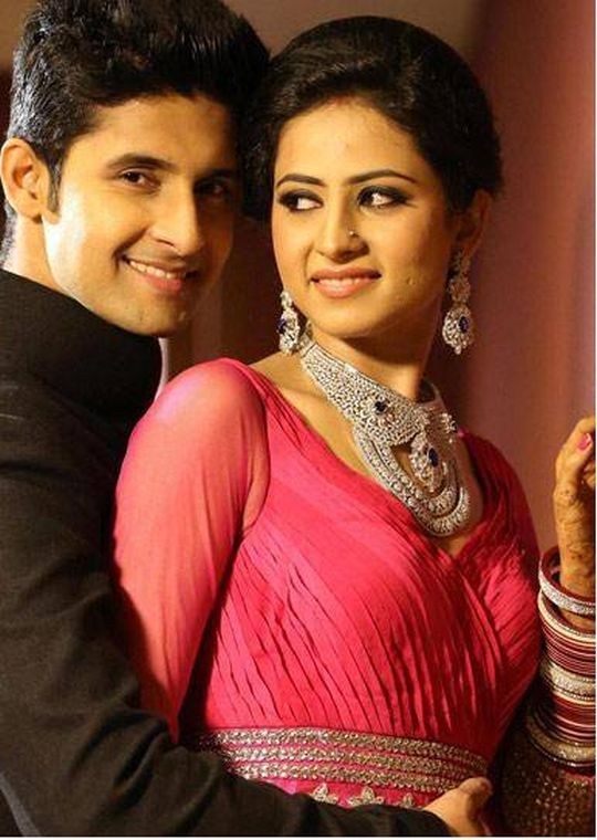 One Of The Most Good Looking Couple Ravi Dubey And Sargun Mehta Wedding Bush
