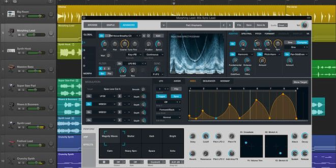 Logic Pro 10 2 Update With Alchemy Synth by Apple | Music