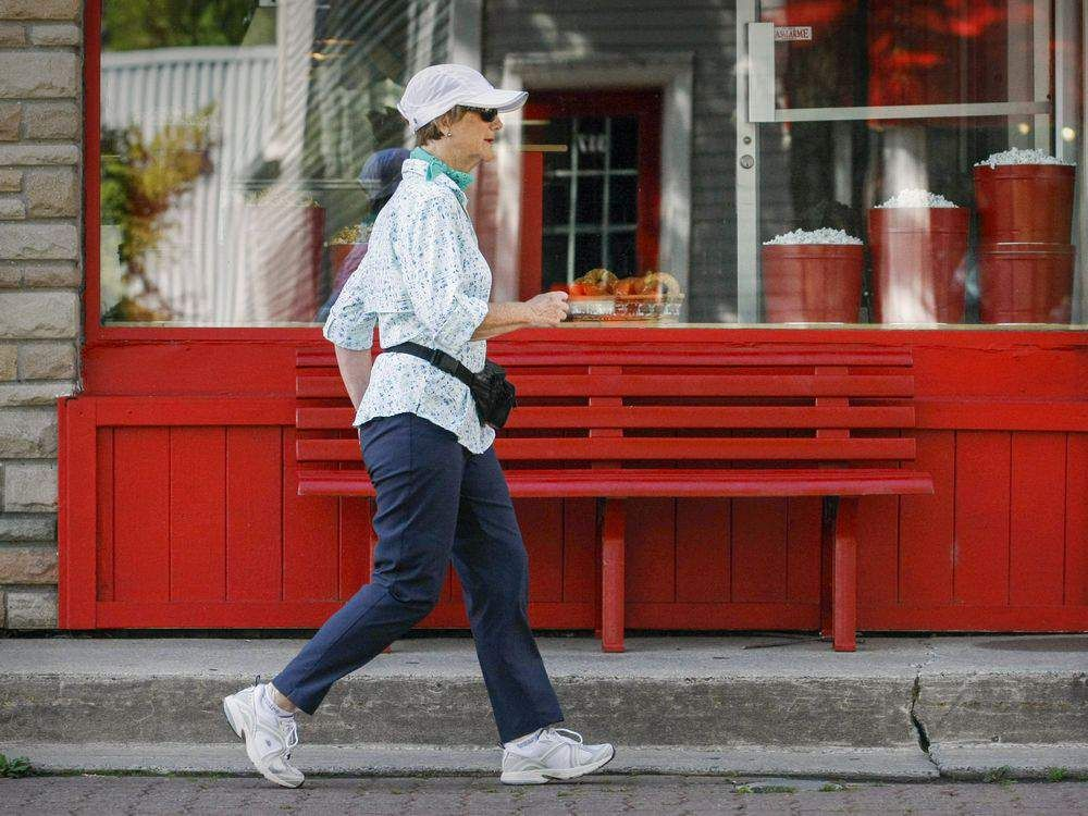 On walking the walk, for exercise, endurance and socializing