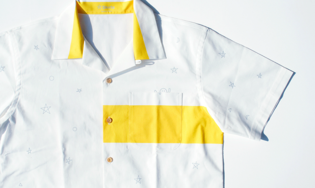Mr Design (Sano Kenjiro) full shirt can be found on my 'Wearable: Tees' board