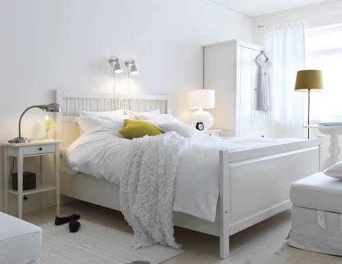 Ikea White Hemnes Bedroom Furniture Ikea Hemnes Bed Modern